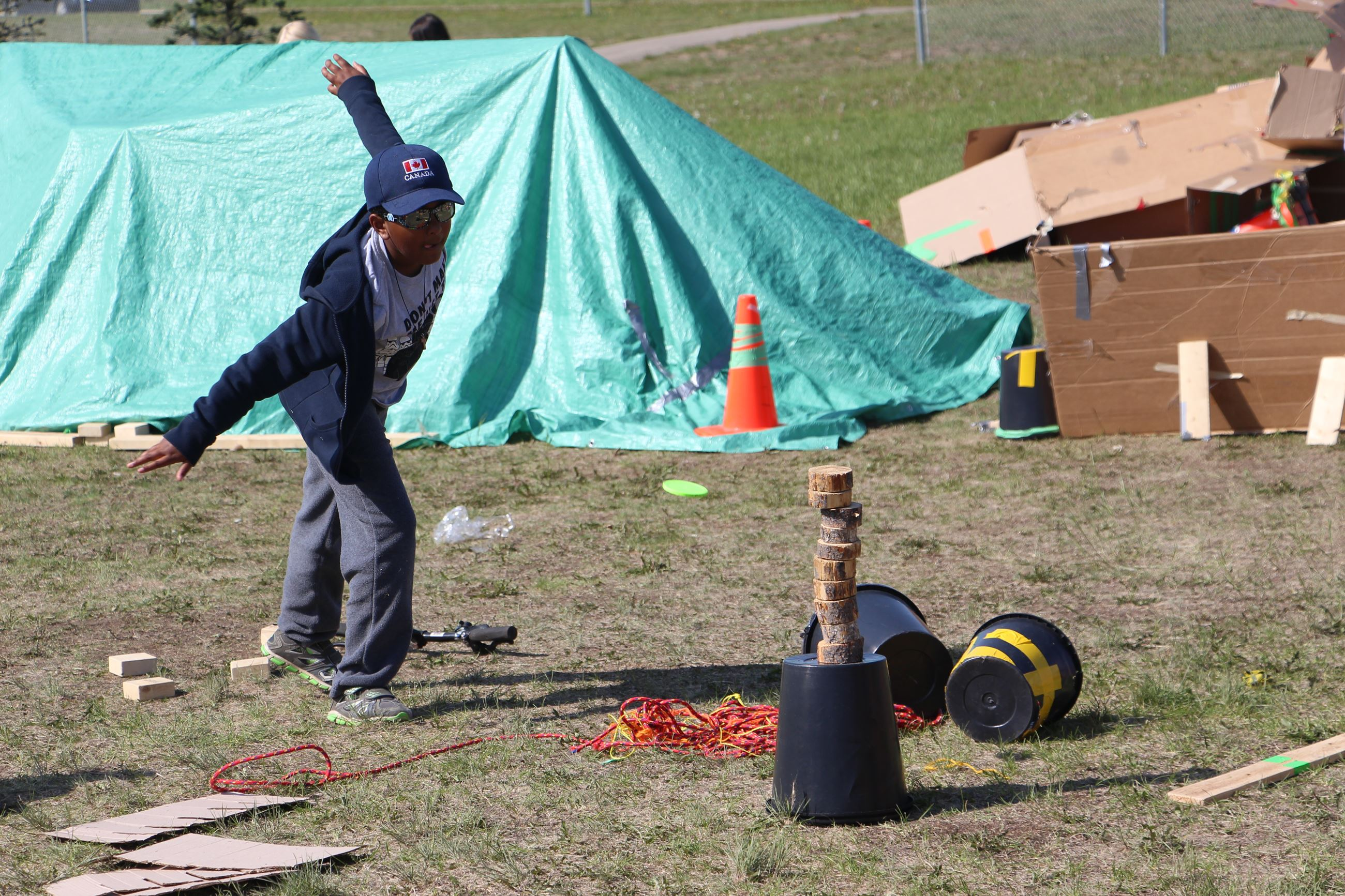 Chestermere Mobile Adventure Playground