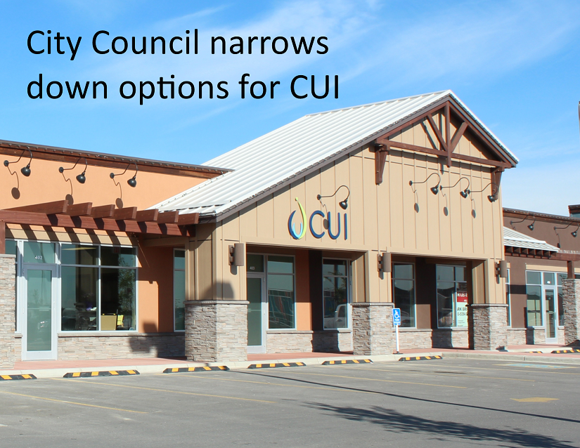 CUI Options