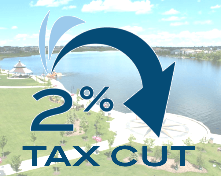 Tax Cut web story Icon