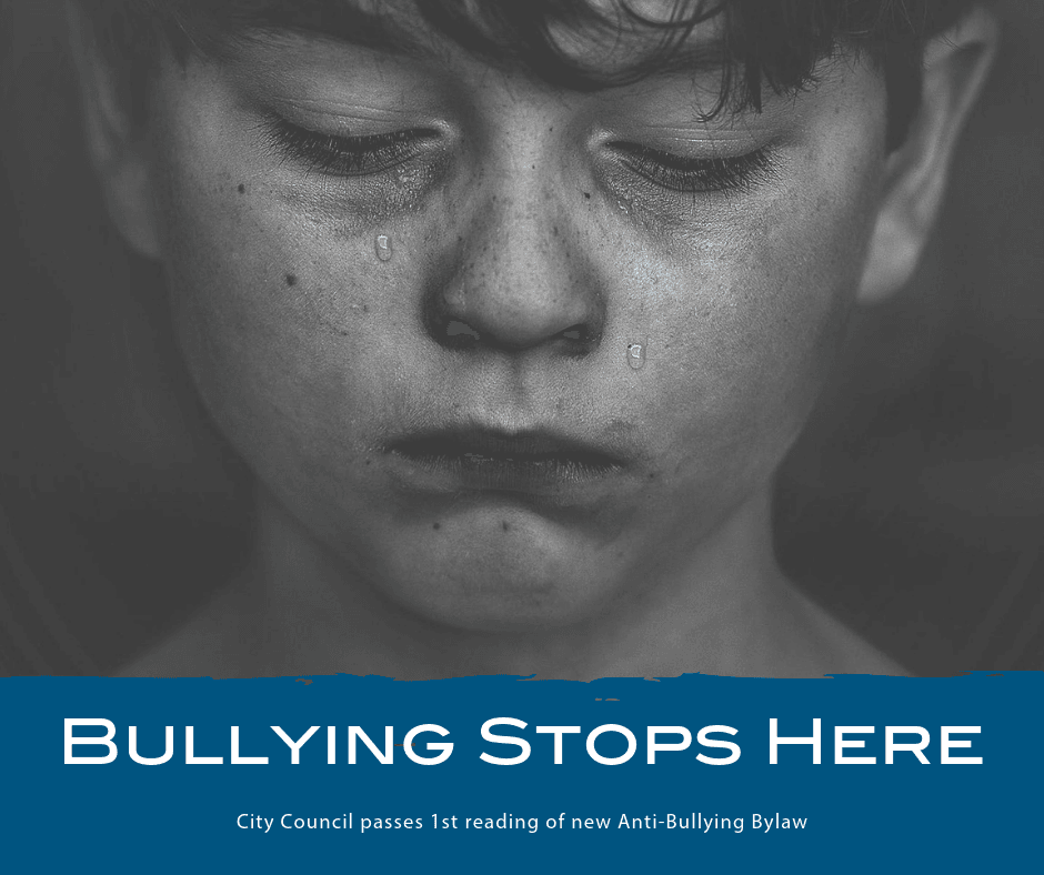 New Anti-Bullying Bylaw