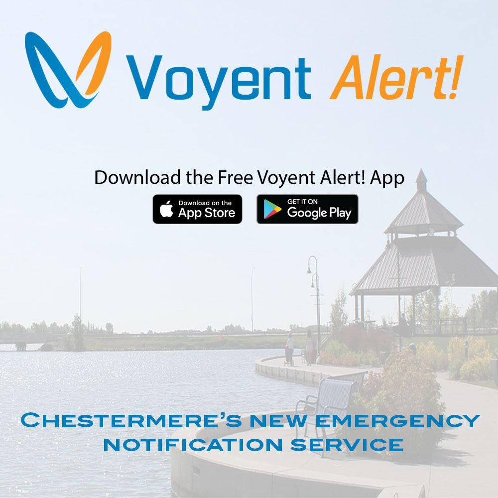 Download the City's emergency notification app!