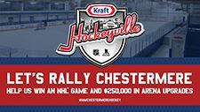 Kraft Hockeyville Rally
