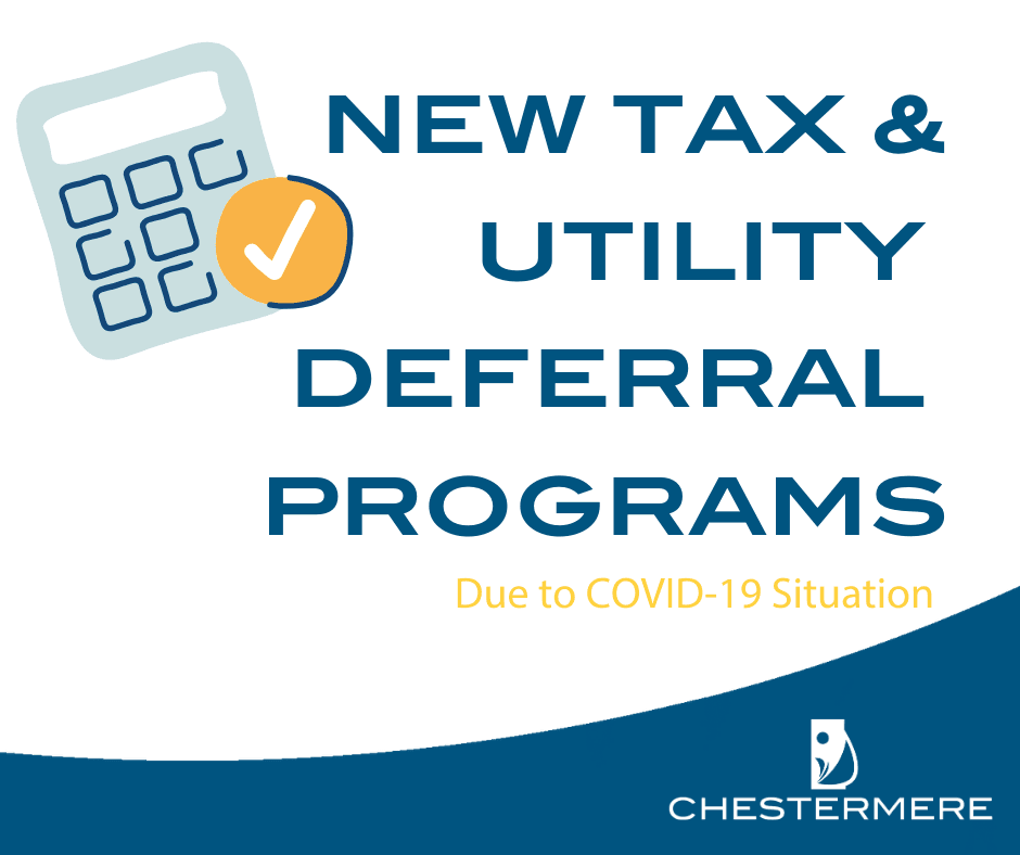tax and utility deferral program