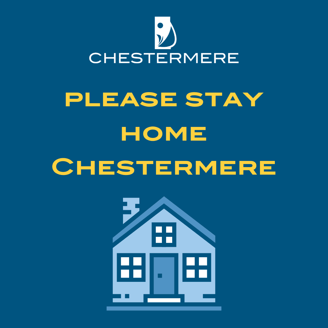 Stay Home Chestermere