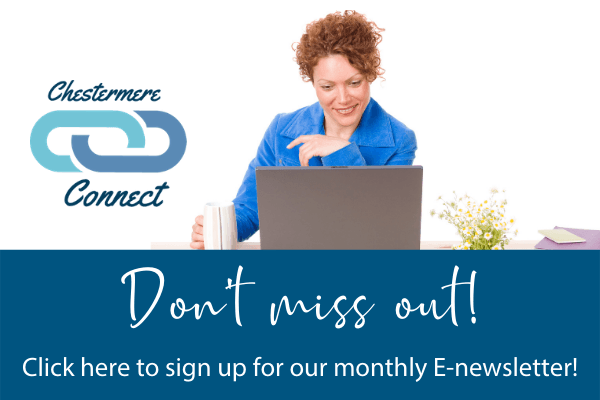 Sign up for our E Newsletter