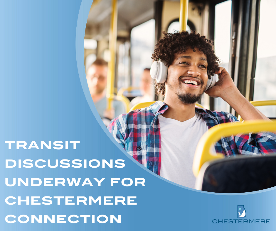 Transit discussions for Chestermere connection