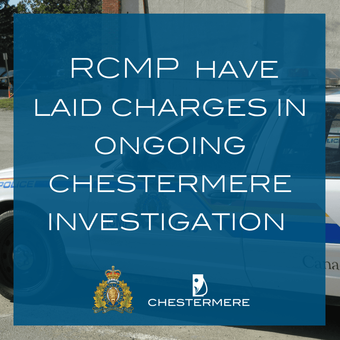 RCMP Charges March 23