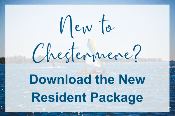 New to Chestermere? Connect with the City
