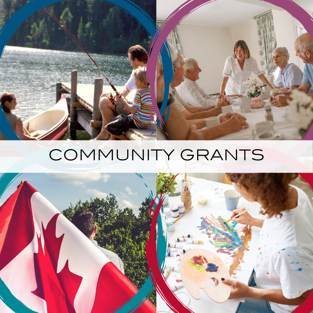 Apply for Community Grants before May 28