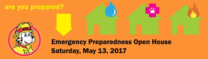 Emergency Preparedness Open House