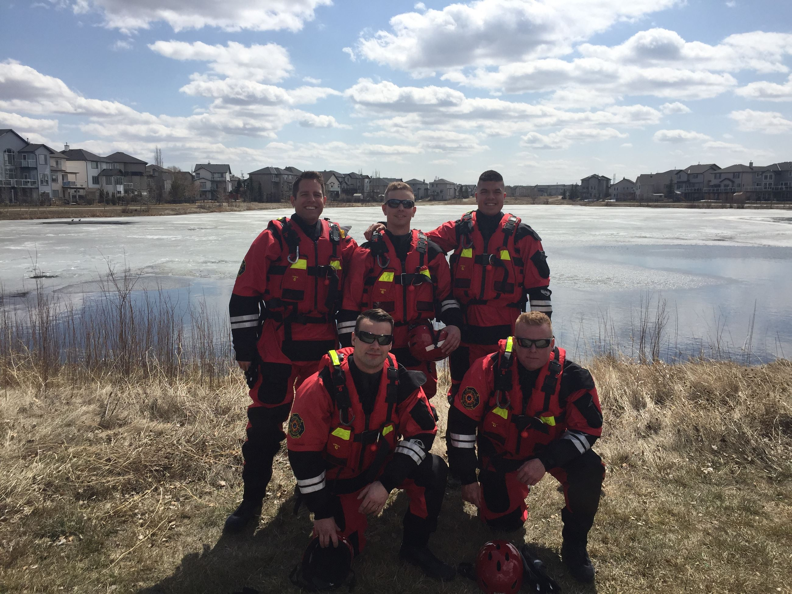 Chestermere Fire Services C Shift