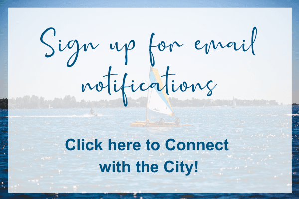 Click here to sign up for email notifications